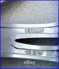 (1) Front BMW OEM 18 M Wheel Spider Style 193 E90 E92 E93 328i 335i Rim 18x8