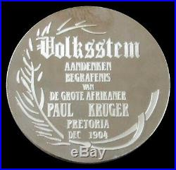 2003 SILVER SOUTH AFRICA PAUL KRUGER 1oz PROOF IN CAPSULE RARE 400 MINTED