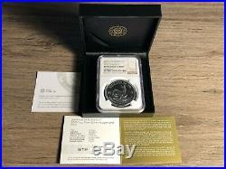 2017 2018 2019 PF70 Ultra Cameo Krugerrand Silver 1 oz Proof Coins
