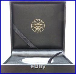2017 South Africa 50th Anniversary Krugerrand Silver 1oz Coin Box Coa