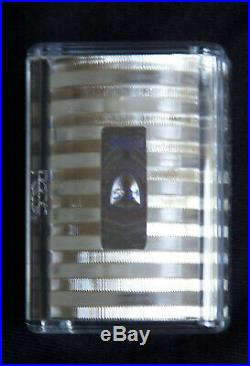 2018 SILVER KRUGERRAND 10oz FIRST DAY OF ISSUE SEALED TUBE OF 10 PCGS GEM BU