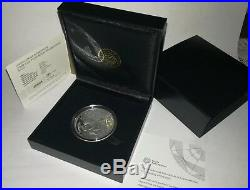 2018 SILVER PROOF KRUGERRAND 1oz COIN BOX AND COA