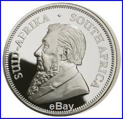 2020 South Africa 2 oz Silver Krugerrand Proof R2 Coin GEM Proof SKU60151
