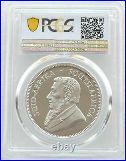 2020 South Africa Krugerrand Silver Proof 1oz Coin PCGS PR69 DCAM FIRST STRIKE