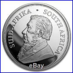 2 oz Silver Proof Krugerrand Krügerrand Silber Südafrika South Africa PP 2020