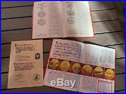 30 Sterling Silver Medals coin reproduction set South Africa Cape Heritage