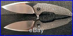 A6 Middi Flipper with Silver Strike Carbon Fiber (Ceramic IKBS) M390