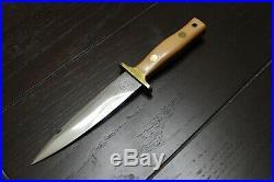 Angus Arbuckle (ARA) South Africa Custom Knife