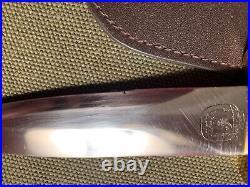 Angus Arbuckle (ARA) South Africa Custom Knife EXTREMELY RARE Genuine