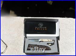 Arno Bernard Bateleur 7204 BV fixed blade knife