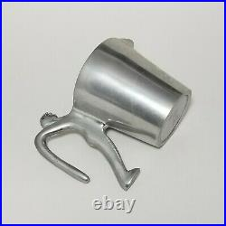Carrol Boyes Man Pewter Jug Cream Pitcher Gravy Boat South Africa Collectible