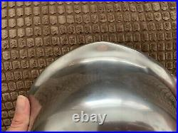 Carrol Boyes Medium Bowl Conversation- Pewter & Aluminium Arms Hands