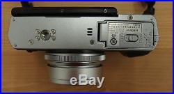 # Fuji Fujifilm X30 Digital Camera Bundle Half Leather Case