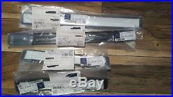 New Mercedes W211 E350 E320 E550 Door Scuff Guard Trim Cover Molding Set Oem New