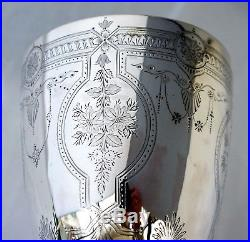 Pre-Boer War Silver Colonial Shooting Trophy. Kimberley Club South Africa 1886