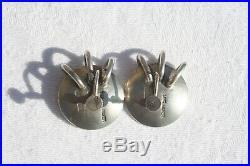 Rare Birger Haglund South Africa Silver Safari Animals Necklace Bracelet Earring