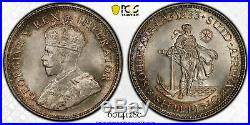 South Africa, 1933 George V Shilling. PCGS MS 64. 1,463,000 Mintage