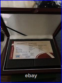 South Africa 2009 KRUGERRAND LAUNCH SET 1oz Gold Krand & Silver Medallion GEM PR
