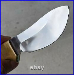 Vintage Bosman Rsa Skinner Knife