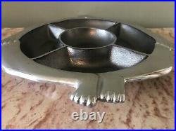 Woman In Tub Carrol Boyes South African Chip And Dip Serving Platter Artist Made